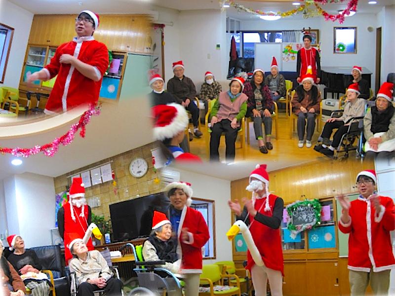 F桜馬場2014クリスマス会