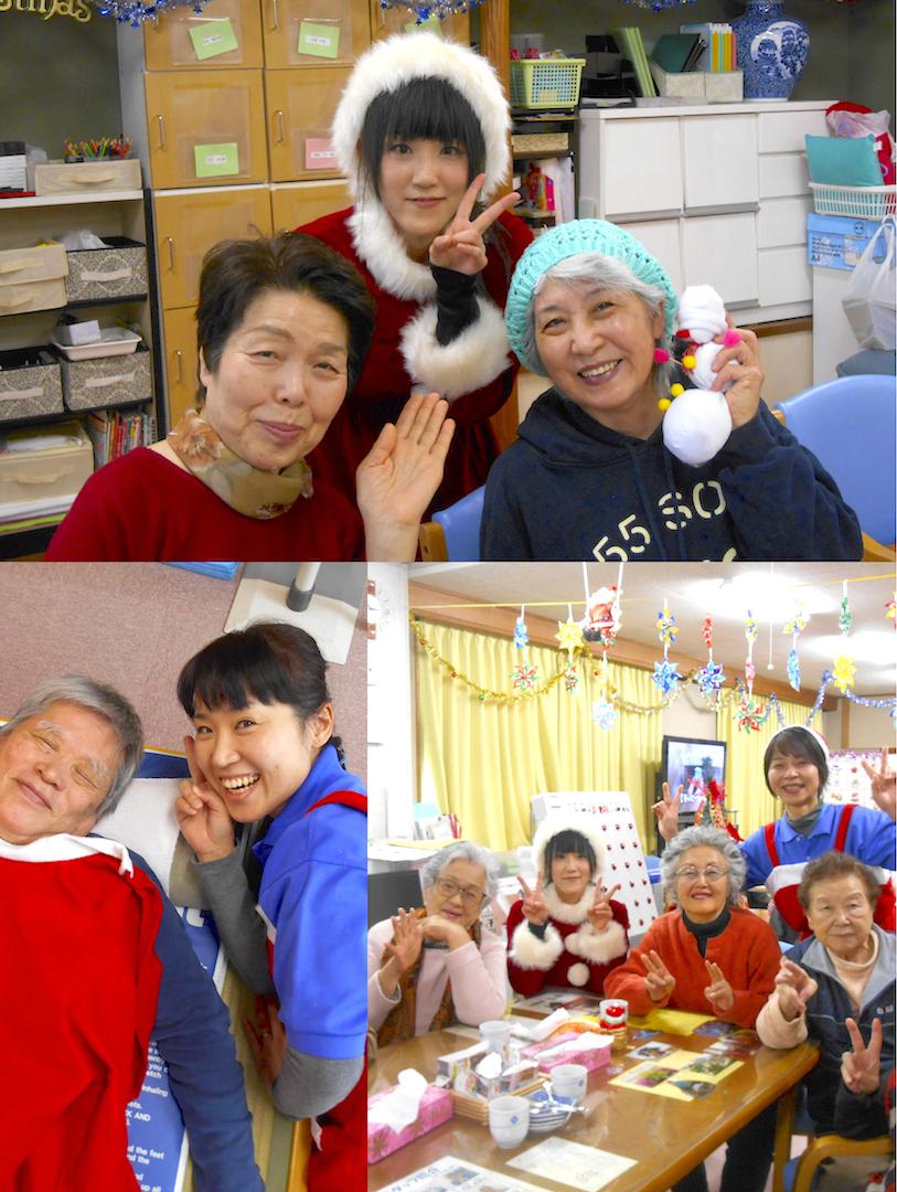 平成27年中央クリスマス集合写真