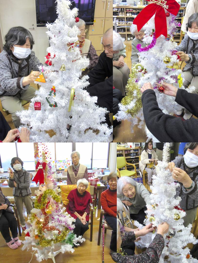 平成27年道の尾クリスマス会