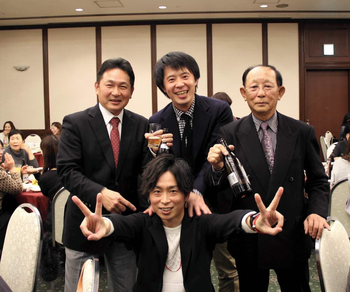 平成29年度バイタル新年会の写真
